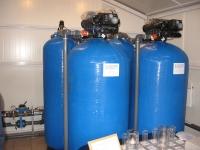 Vandens gerinimo įrangos statyba Šunskų gyvenvietėje Marijampolės rajone