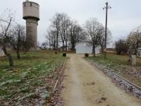 Akmenės miesto vandens gerinimo įrenginių statybos darbai